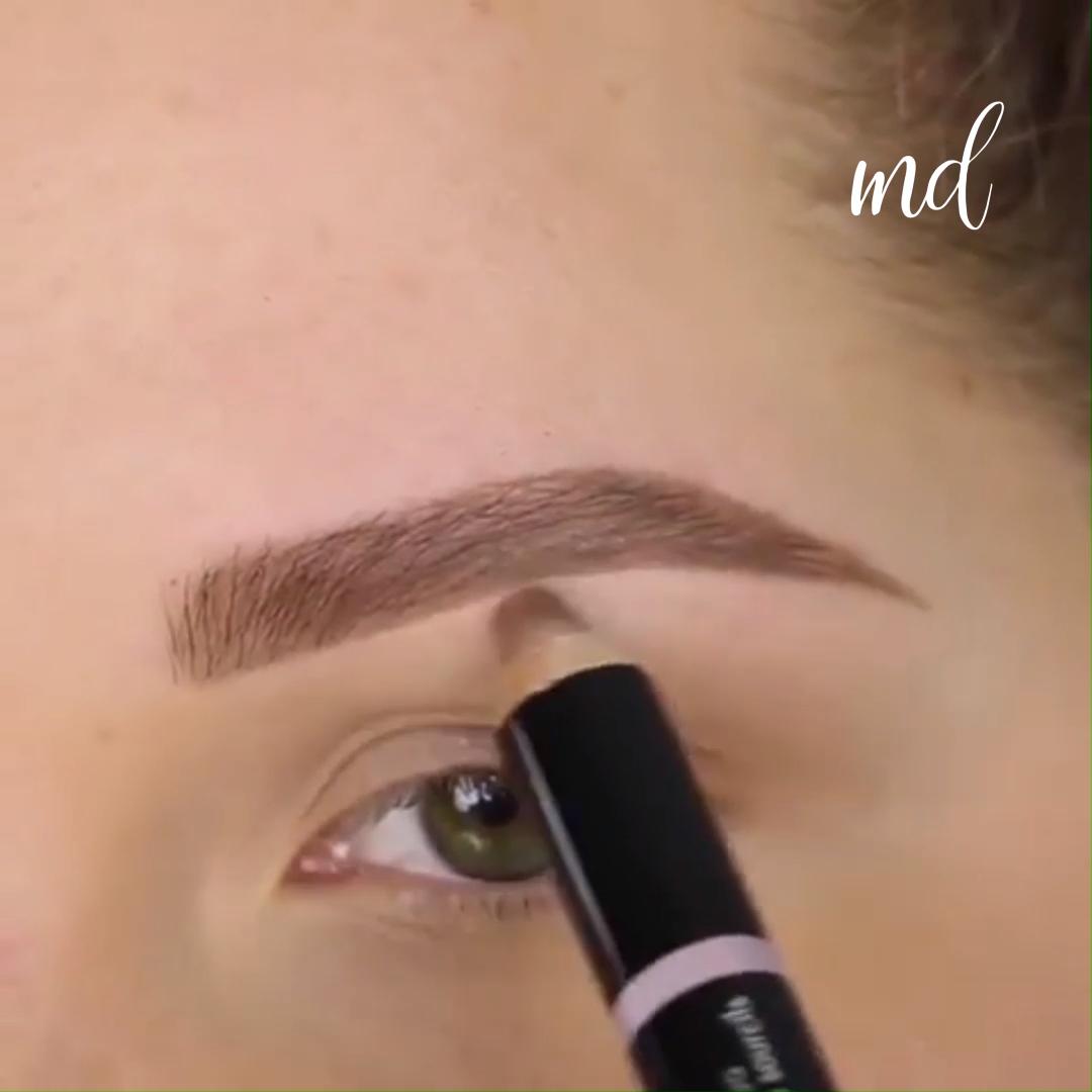 PERFECT EYEBROW TUTORIAL #eyebrowstutorial