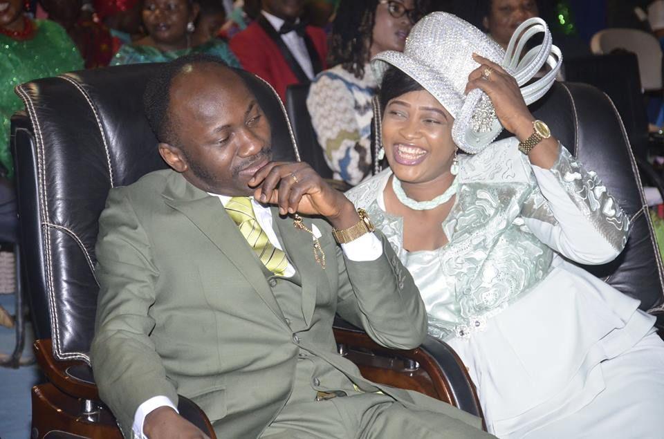Apostle Suleimans Multi-Million Naira Birthday Gift To Wife Is ...