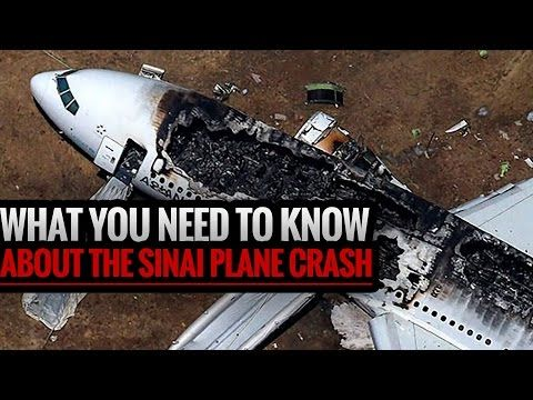 What You Need to Know About the Sinai Plane Crash - YouTube