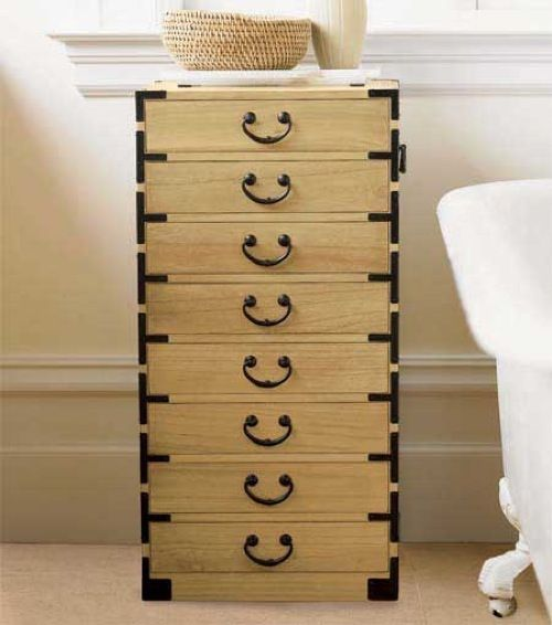 Drawers Upon Drawers 10 Miniature Storage Chests Bathroom Chest Drawers Storage