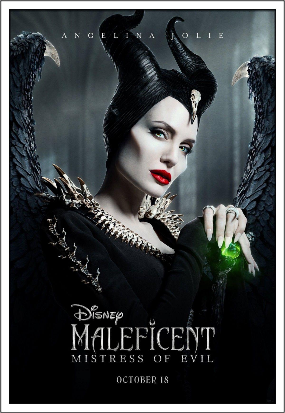 Maleficent Mistress Of Evil 2019 In 2019 Disney