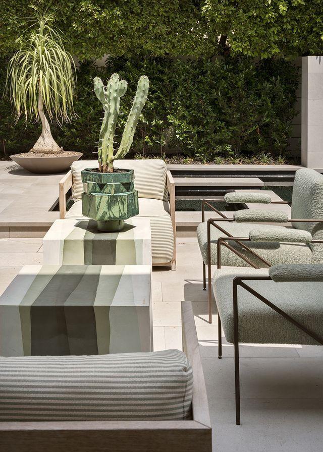 Pingl par l cayrol sur d co terrazas decoraci n hogar for Color de pintura al aire libre casa moderna