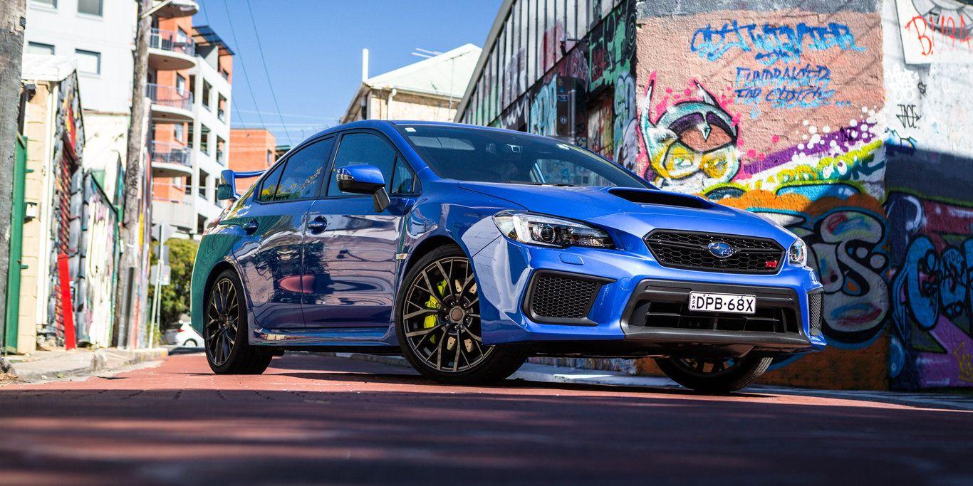 2018 Subaru WRX STi spec.R review CarAdvice Subaru wrx
