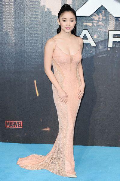 Lana Condor Nude