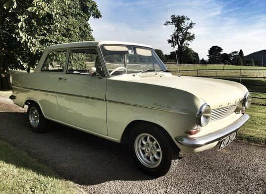 Richard Hammond Cars: 1966 Opel Kadett Named Oliver. After The Botswana Special