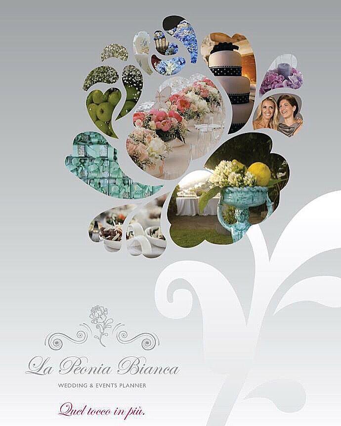 La Peonia Bianca Wedding & Events Planner responsabile eventi per Palazzo Suriano