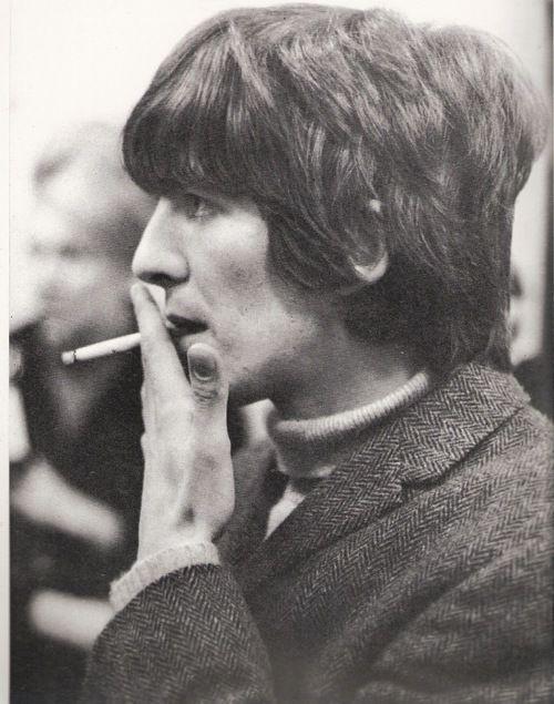 beatle, british, cigarette, george harrison | Cigarettes ...  beatle, british...