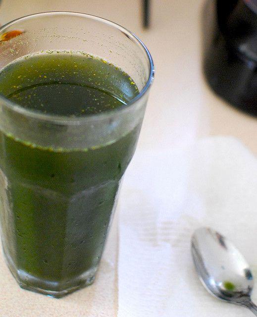 Un jus de persil pour perdre 3 kg en 5 jours seulement