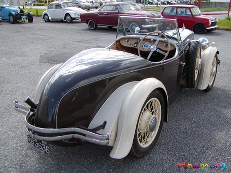 1931 Wolseley Hornet Tourer RHD