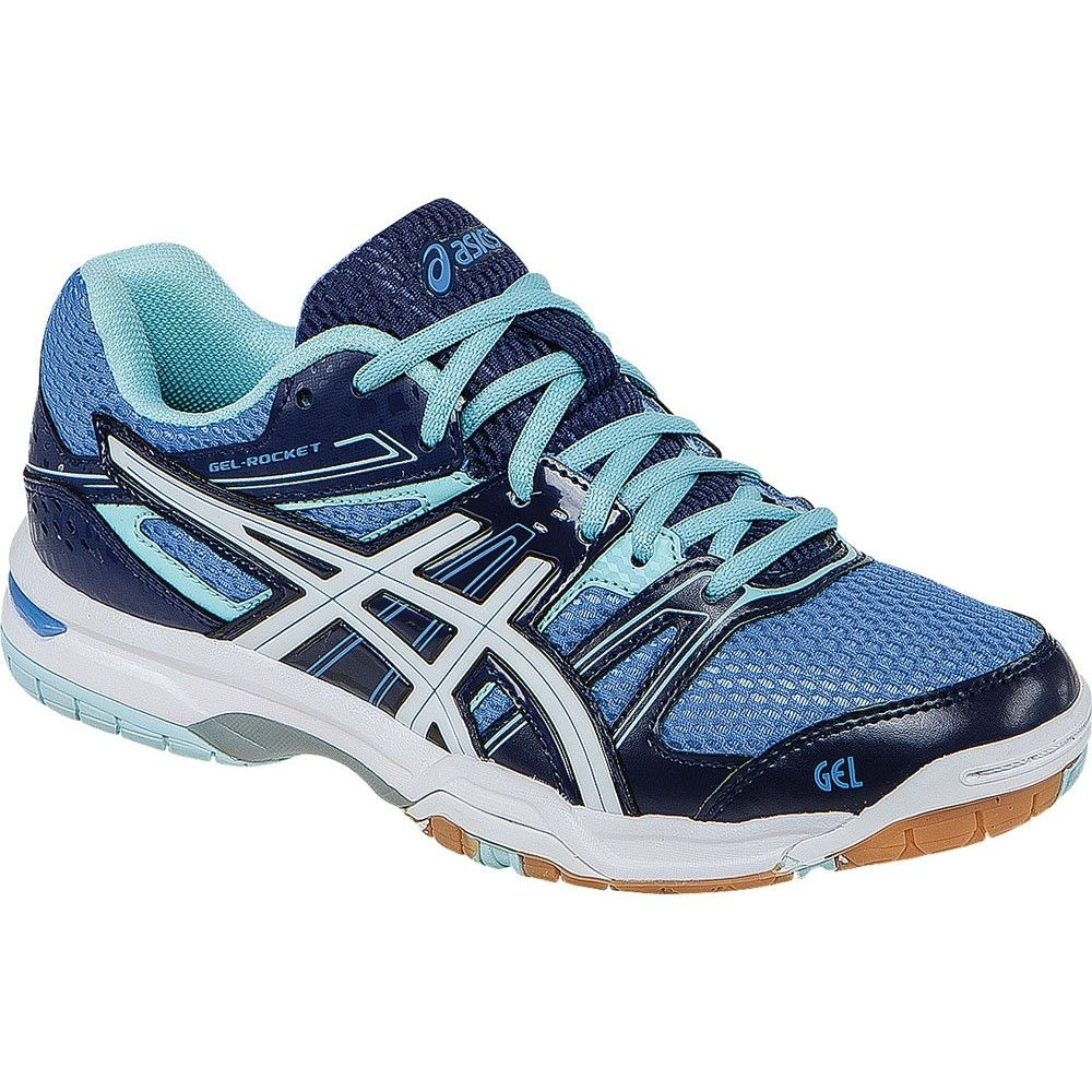 Asics Gel Rocket 7 Women S Volleyball Shoes My New Shoes Volleyball Shoes Asics White Athletic Shoes