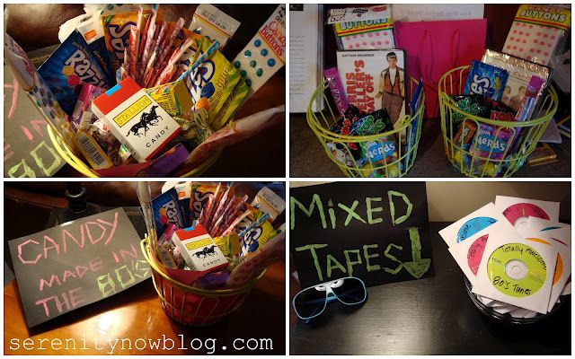 80s Gift Baskets