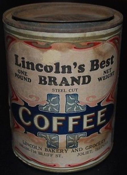 Lincoln's Best Brand Coffee