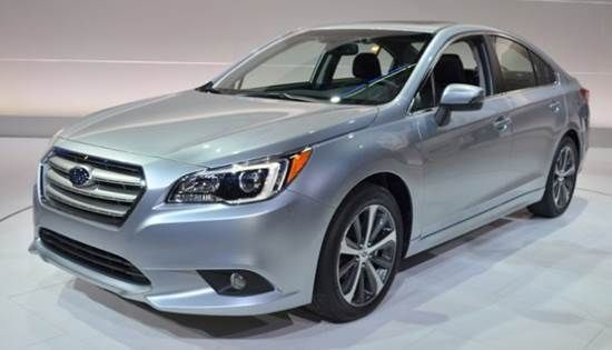 2018 Subaru Legacy Colors