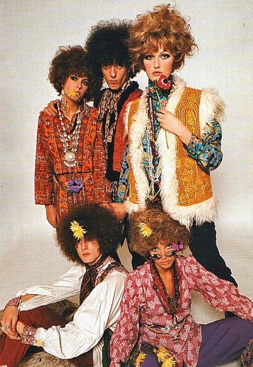 Flower Power 70's www.fashion.net   1970's Fashion ...