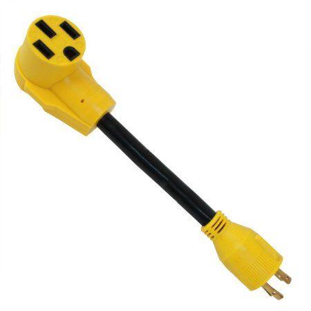 #10AWG3 #AMP #Cord #Electric #Female #Generator #Pole #RVA1540 #Superior #Walmartcom
