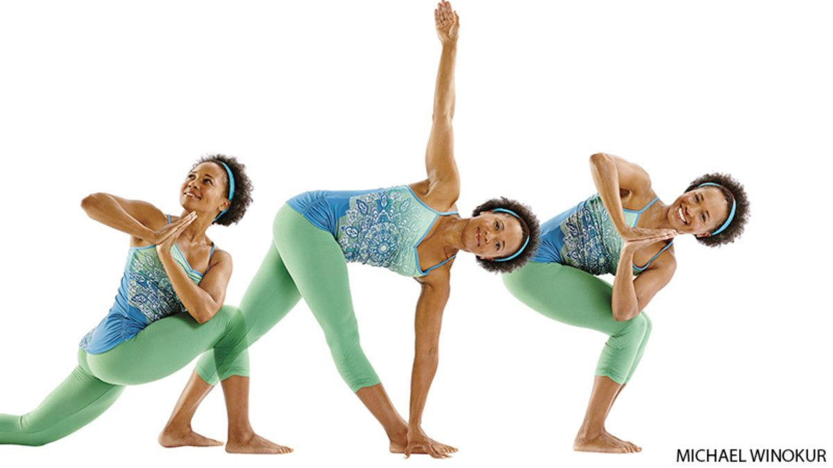 Health Benefits of Yoga Looking for reasons to try yoga From