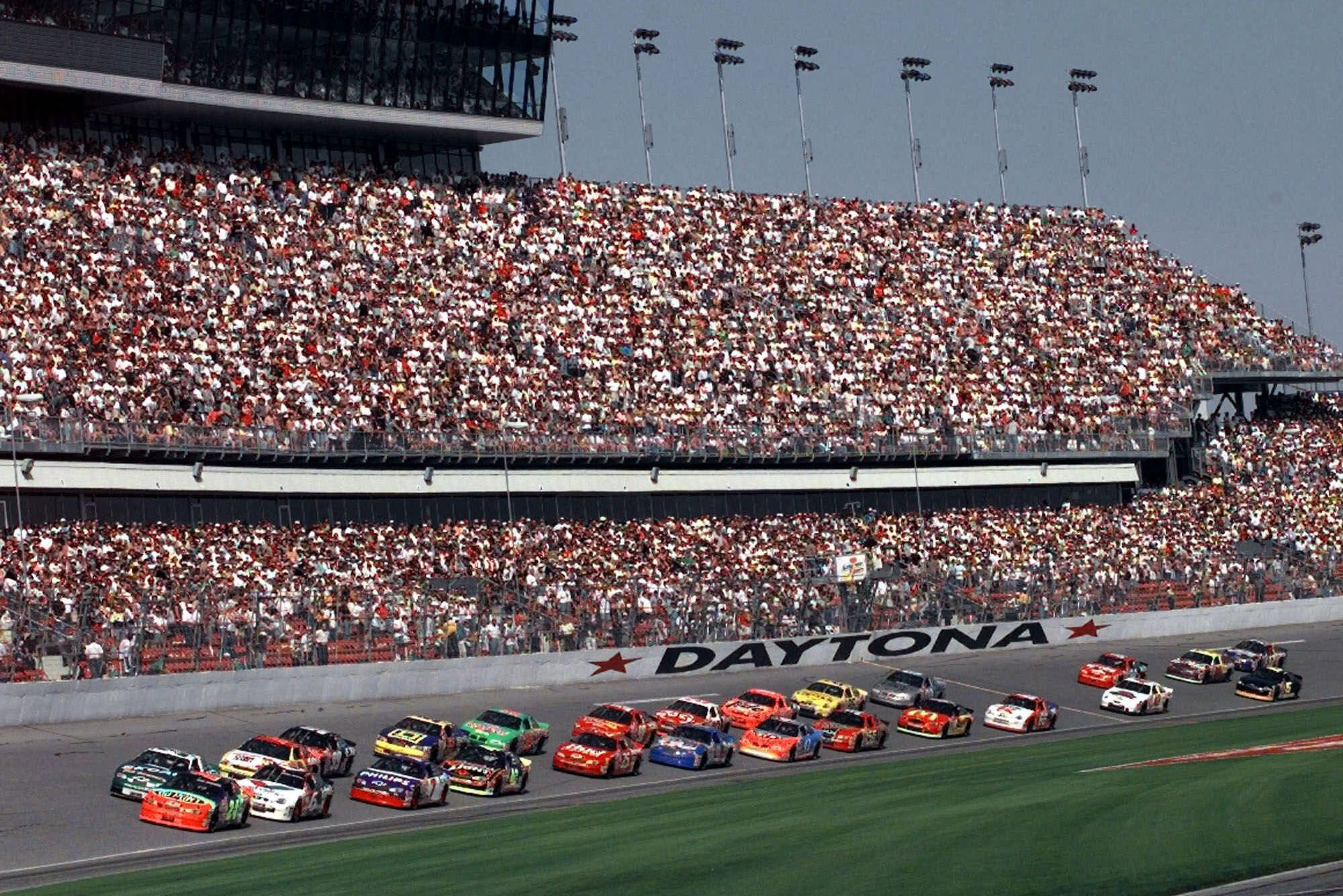 Icymi Track 5th Straight Sellout For Season Opening Daytona 500 Daytona 500 Daytona Soccer Field