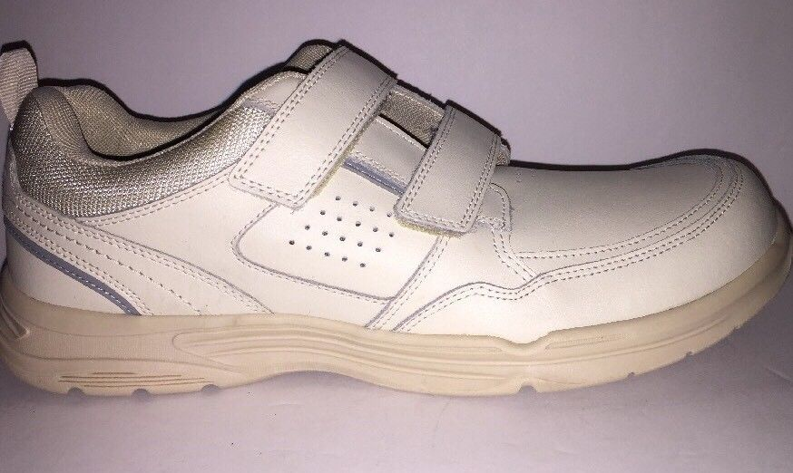 New Mens Rockport Walkability Velcro® Walking Shoes Size 10.5  Rockport   Walkers 607365118