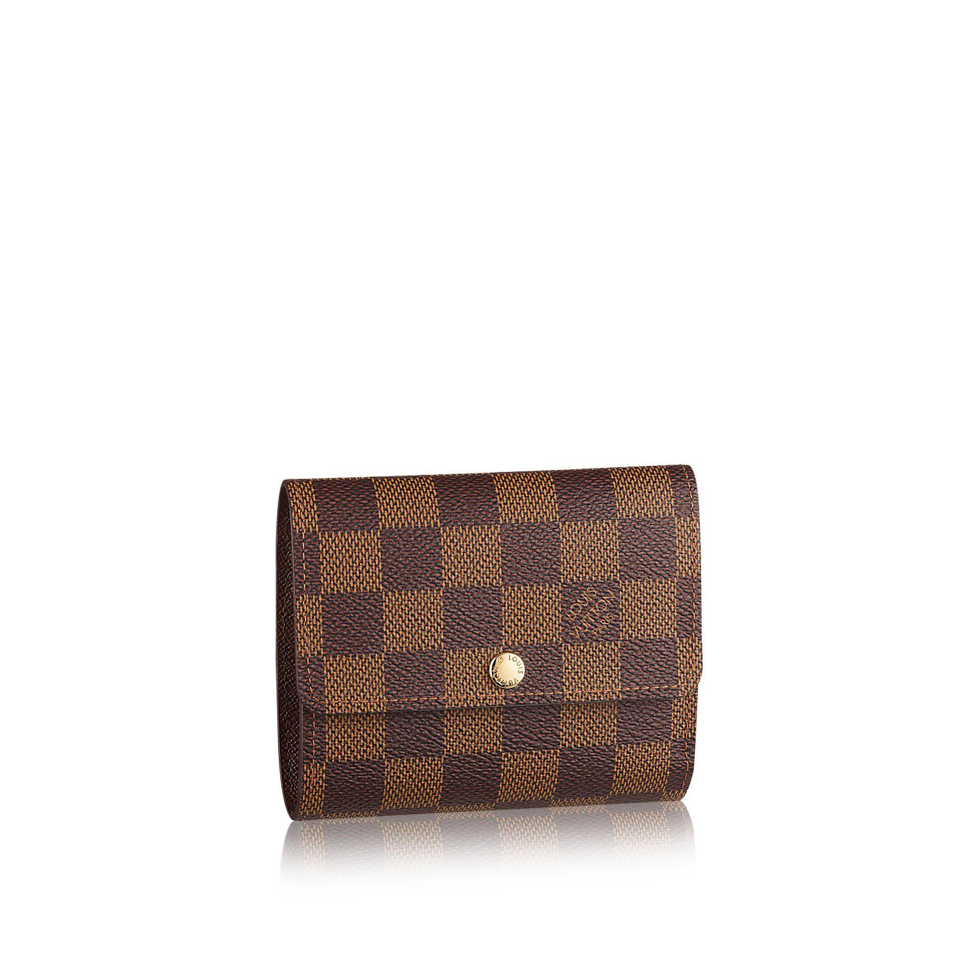 Discover Louis Vuitton Anais Wallet via Louis Vuitton