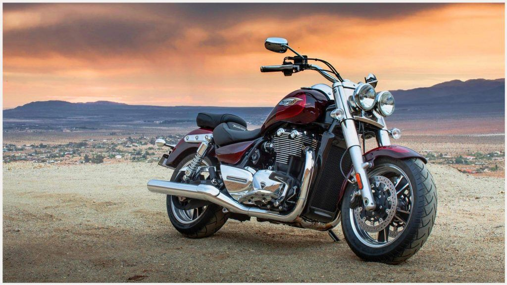 Triumph Thunderbird HD Wallpaper