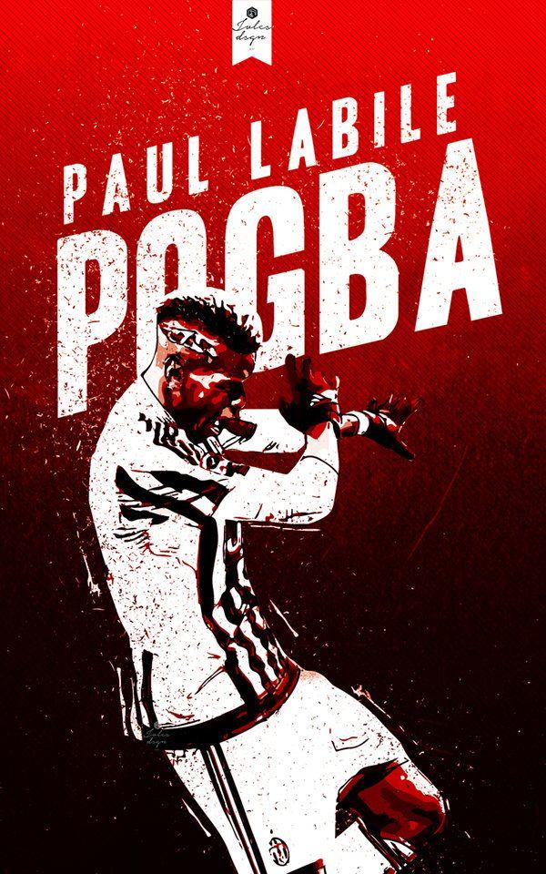 Paul Labile Pogba by Nucleo1991