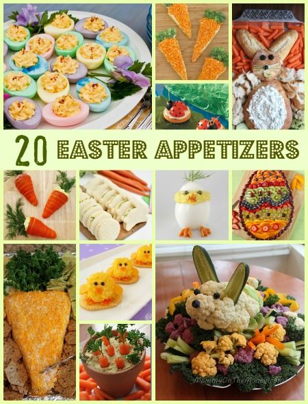 20 Appetizers For Easter Dinner Easter Appetizers Easter Food Appetizers Easter Dinner