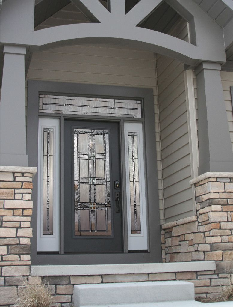 mid century modern front doors. Front Entrances · ProVia - Laurence Gray Legacy Steel Mid-Century Modern Entry Door Mid Century Doors