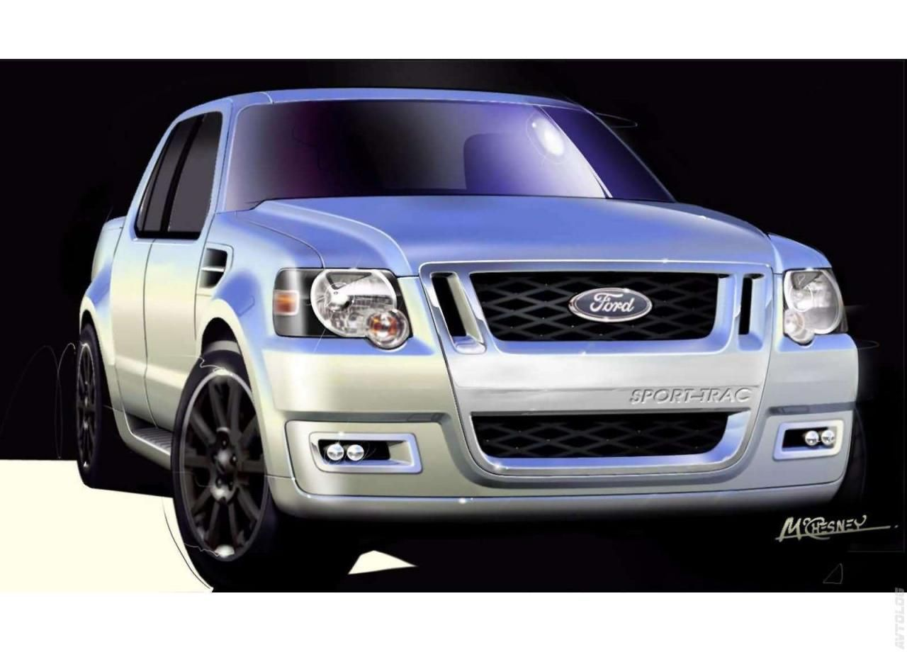 2004 Ford Explorer Sport Trac Concept Fave cars and