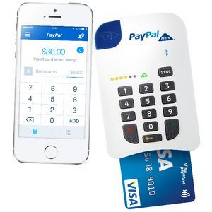 Paypal here tap and go mobile card reader officeworks card paypal here tap and go mobile card reader officeworks colourmoves Image collections