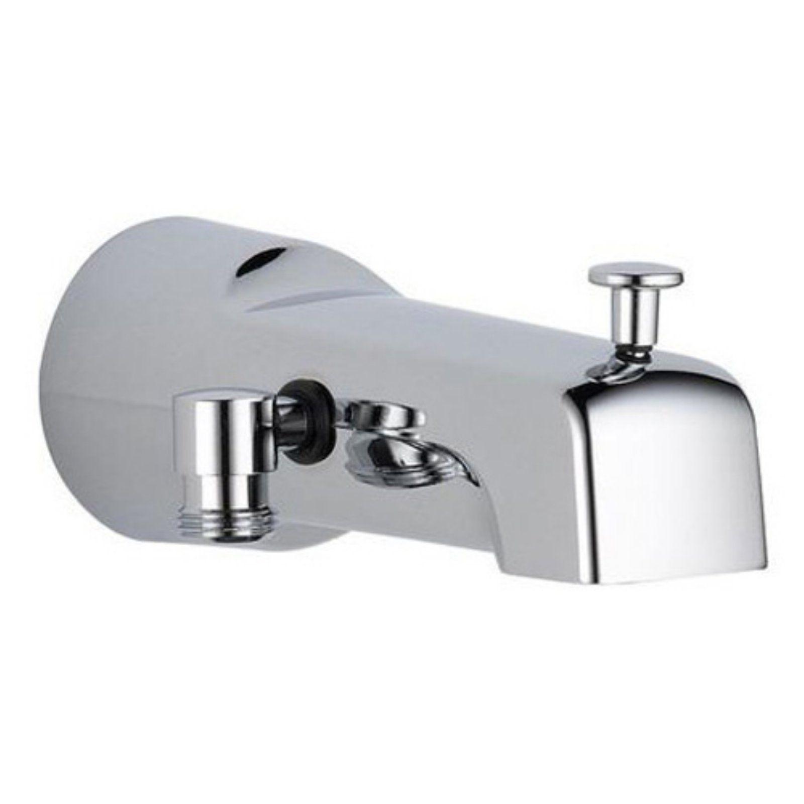 Delta U1010 Pk Diverter Tub Spout Tub Spout Bathtub Spouts