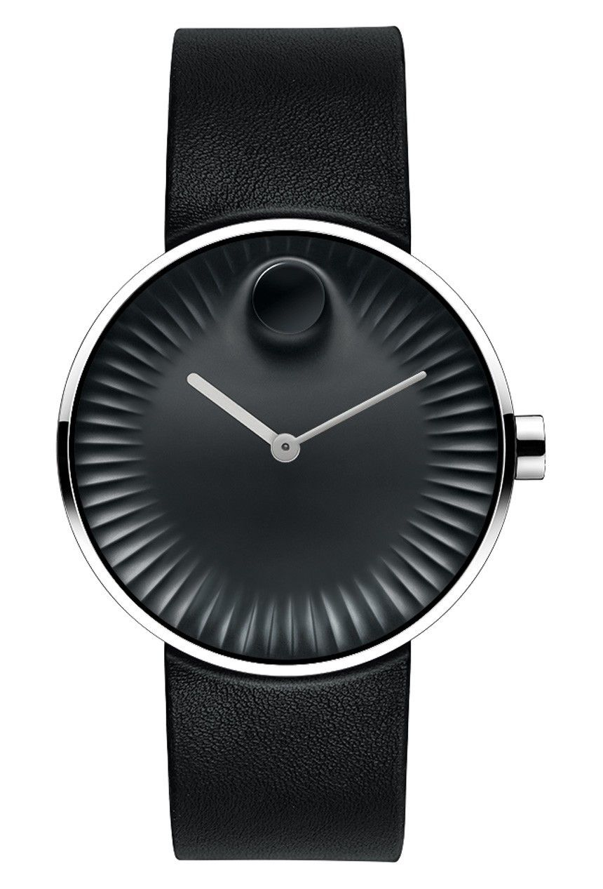 gadget minimalist flow with an portfolio watches edge