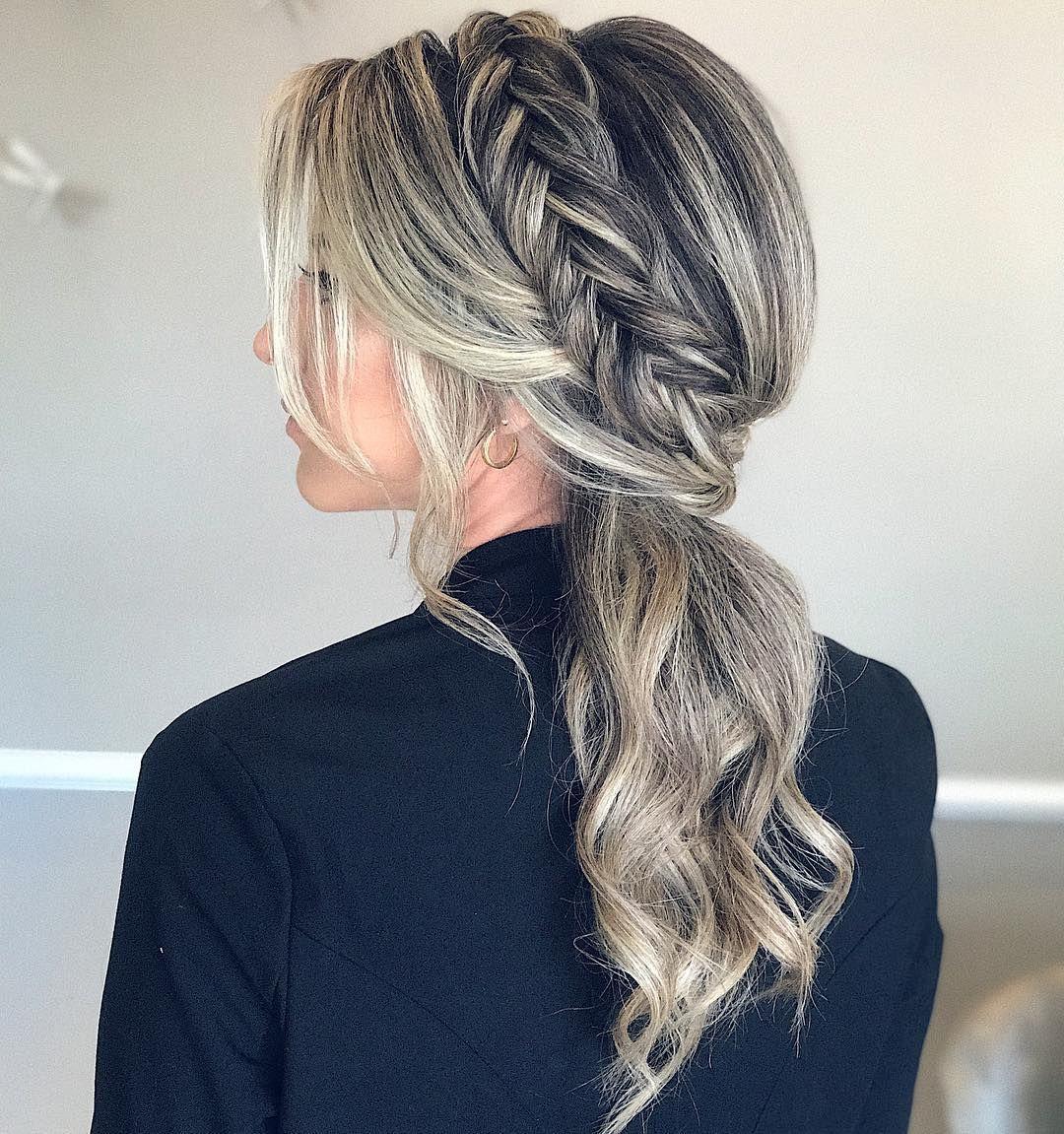 Gorgeous hairstyle inspiration – Joaquim Ferreira