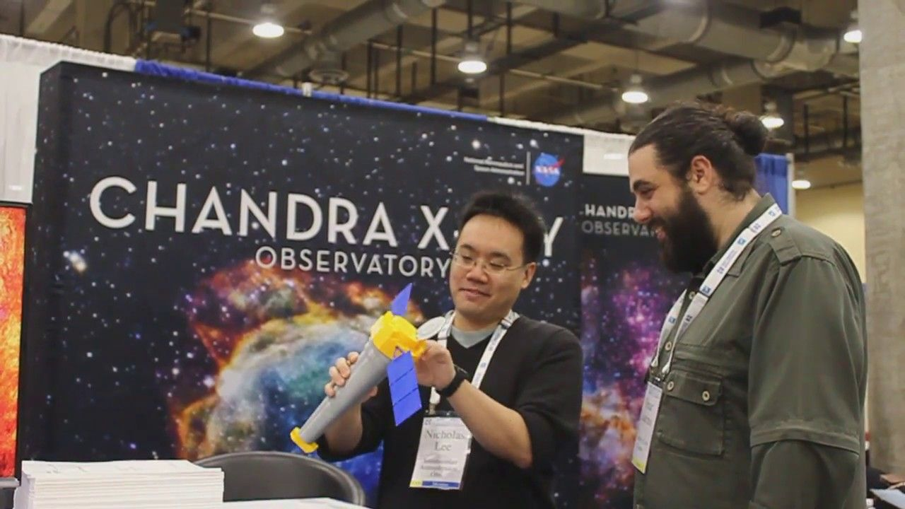 NASA Sharing Discoveries at Annual Meeting of the American Astronomical ...