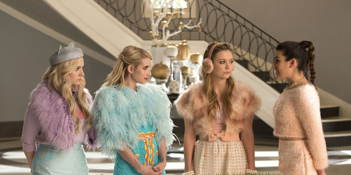 """12 Amazing """"Scream Queens"""" Outfits You'll Die Over"""