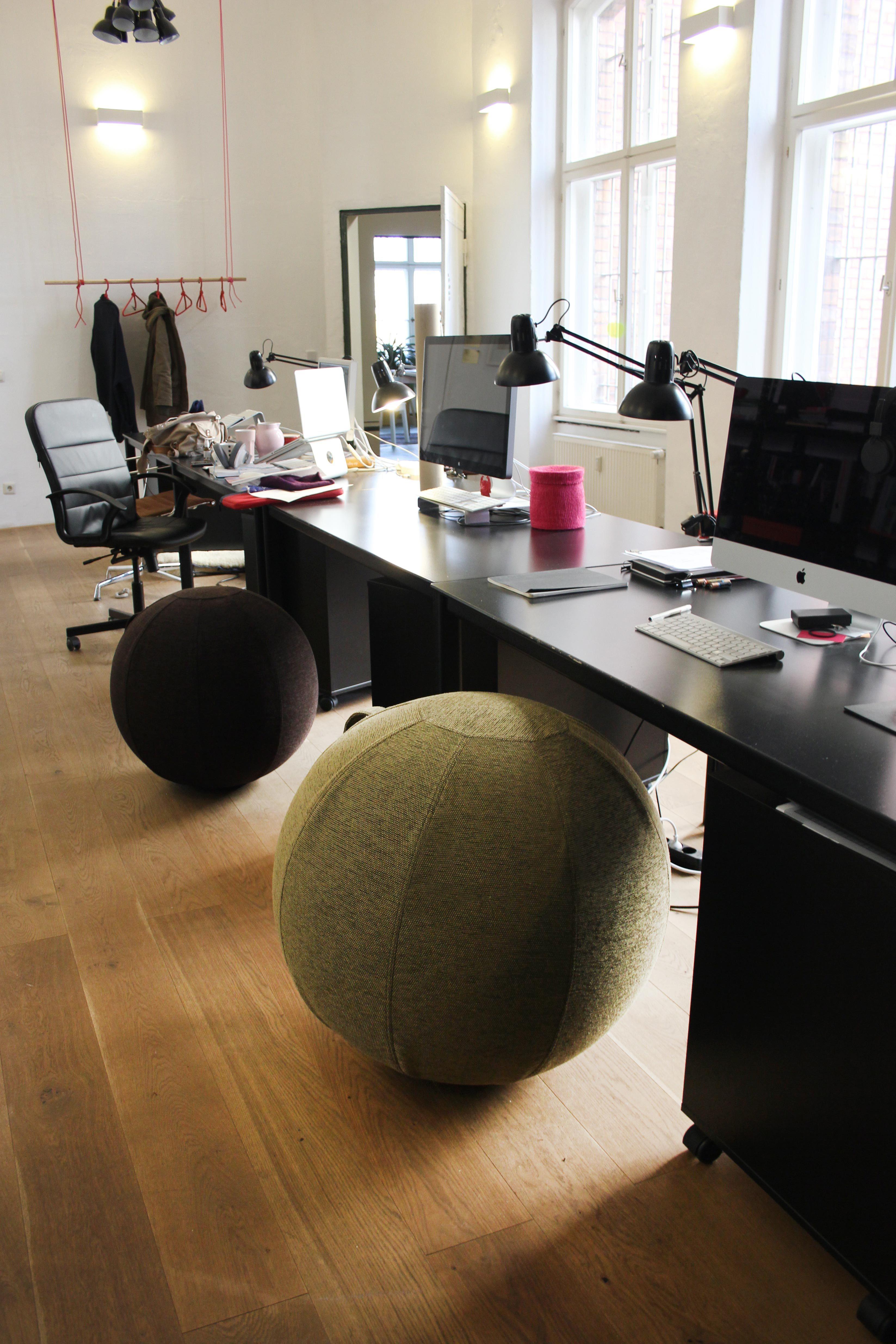 Im Test: Die Stylischen VLUV Design Sitzbälle   Newniq Interior Blog    Design Blog