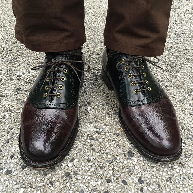 stevefok316 Grain shell saddles with Choco Ripstop pants by Epaulet 2016/07/19 19:42:20