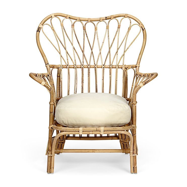 Arm Chair 311 | Josef Frank Designed Many Pieces Of Furniture In Rattan And  Bamboo For