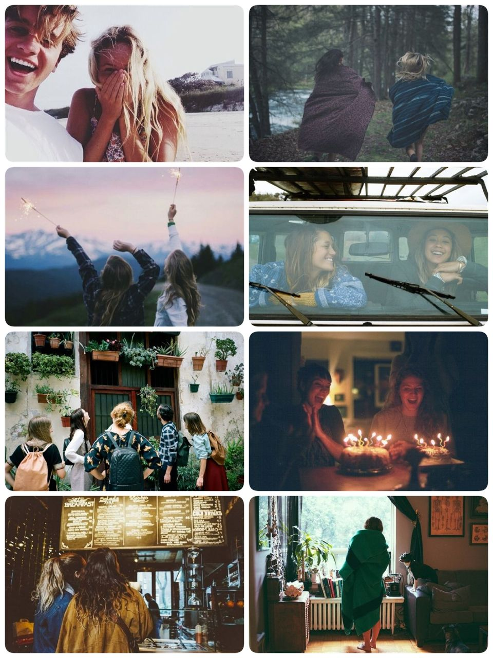 #ENFP Aesthetic