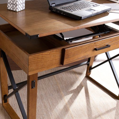 Long Beach Writing Desk Playas, Diseño y Escritorios
