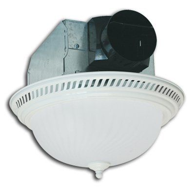 Air King AKF703 Quiet Round Exhaust Bath Fan Light with Dual 18-watt Lamp and 70-CFM, 2.0-Sones, White Finish, http://www.amazon.com/dp/B0080615FA/ref=cm_sw_r_pi_awdm_Ez1uvb06D1DZ1