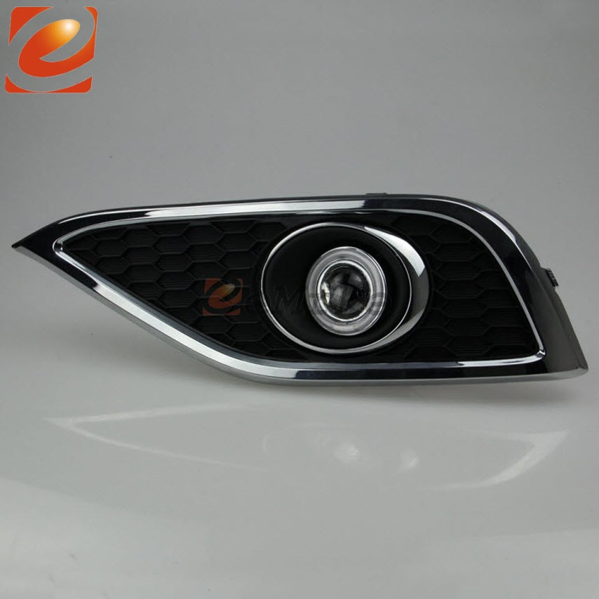 155.00$  Watch here - http://alijwo.worldwells.pw/go.php?t=32659753401 - eeMrke COB Angel Eyes DRL For Honda CRV CR-V H11 30W Bulbs LED Fog Lights Daytime Running Lights Tagfahrlicht Kits