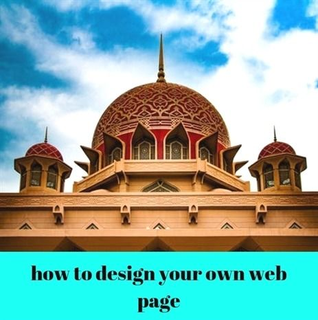 how to design your own web page_761_20180908085015_57 #web design