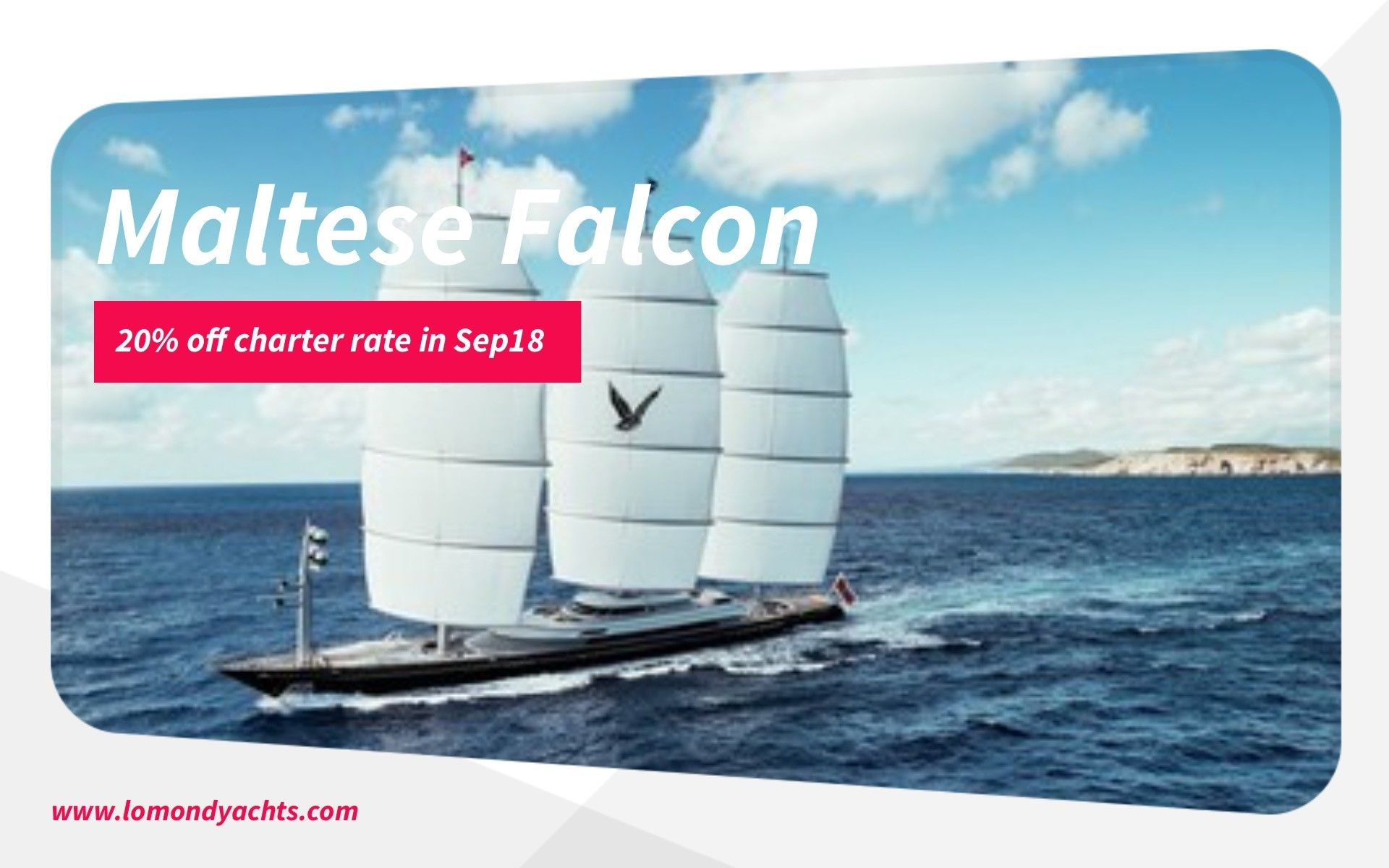 Maltese Falcon Yacht Charter Yacht Maltese Falcon