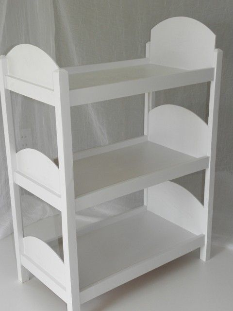 Doll Triple Bunk Beds For American Girl Or Any 18 Inch Doll Crafts