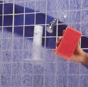Get Rid Of That Pesky Soap Scum Clean Amp Organized