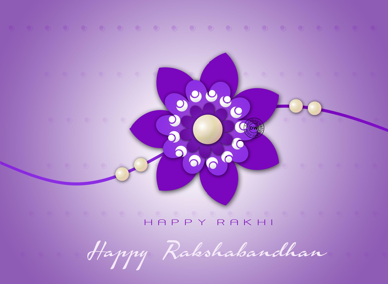 Raksha Bandhan Brother Sister Rakhi Wallpapers Wishes