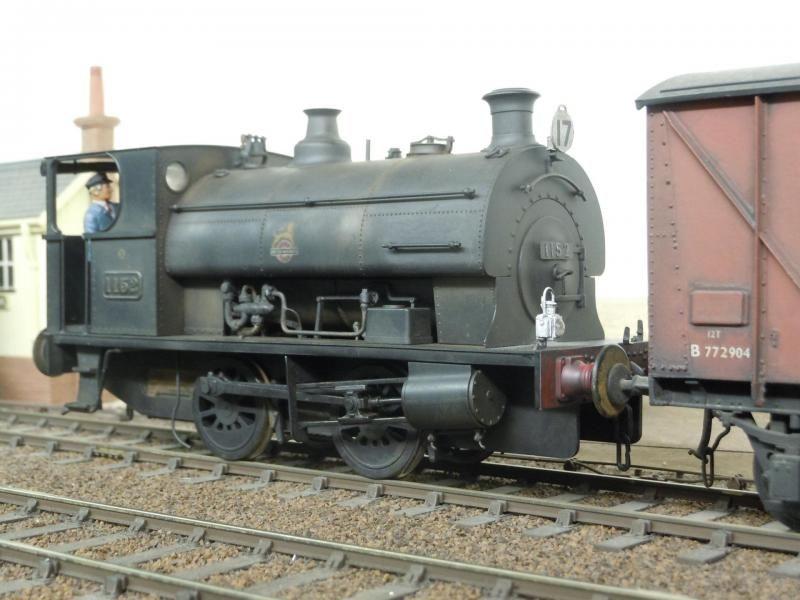 Pecketts on Parade - Minerva - RMweb   Trains   Model train