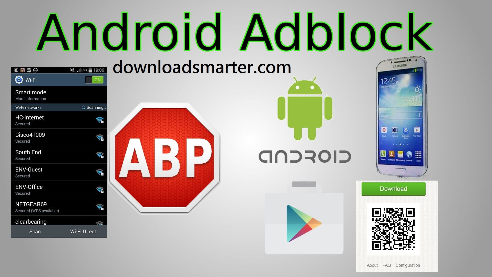 Pin by Android Smarter world on Adblock Plus app for