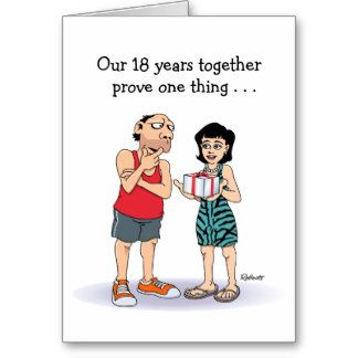 funny 18th wedding anniversary gifts t shirts art posters