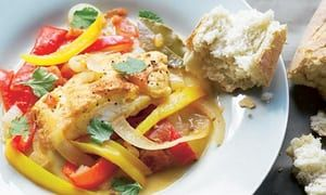 Yotam Ottolenghi: Marinated sweet and sour fish